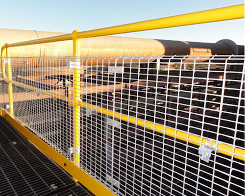 Pro3Safety RetroGUARD handrail