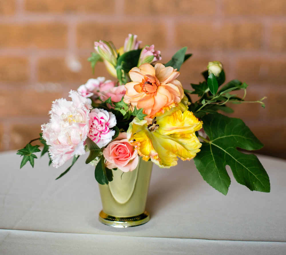 - COCKTAIL TABLE ARRANGEMENT | starting at $30