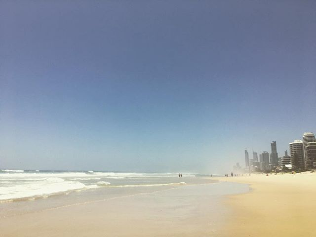 Well played, Gold Coast. #instantsunstroke