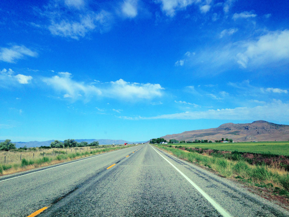 Photo Diary: Salt Lake City, Utah Salt Lake Utah Country Road