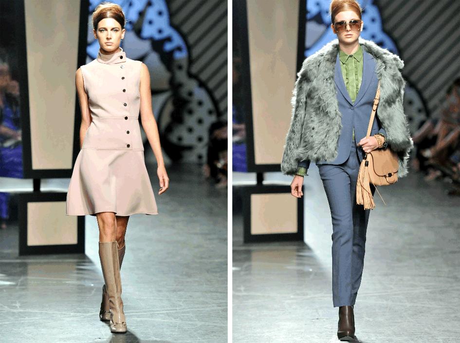 60s fall fashion trend