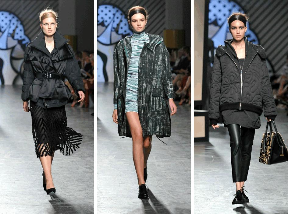 Parka Fall 2014 Fashion Trend