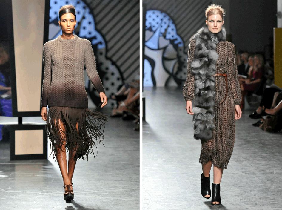 Western-Inspired Fall 2014 Fashion Trend