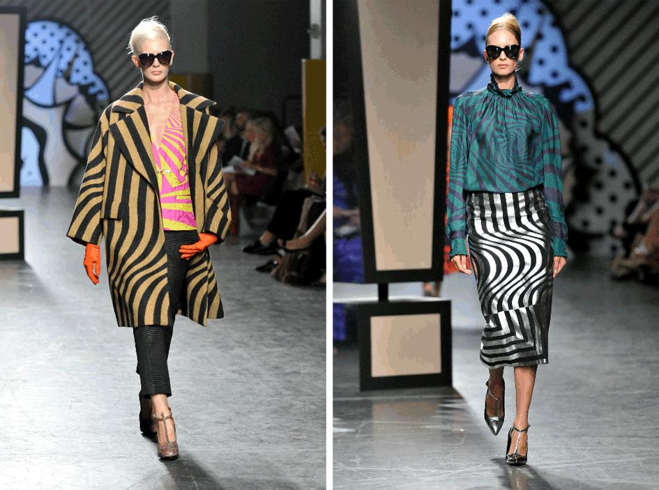 Wild-Prints Fall 2014 Fashion Trend
