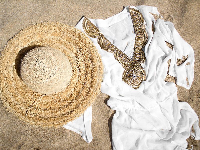 Guria Beachwear Silk Tunic