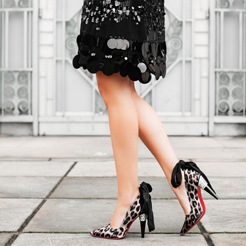 Cynthia Steffe Sequin Paillette Dress