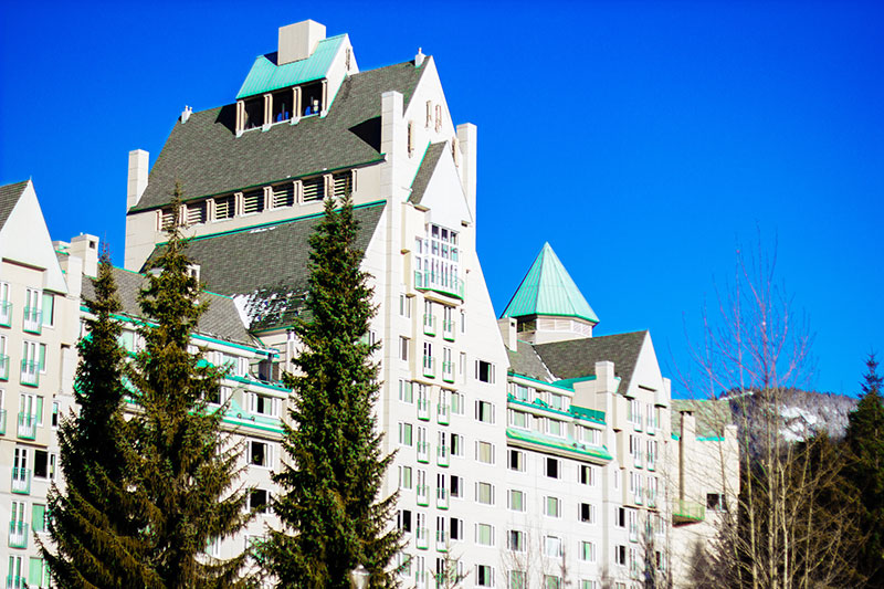 Fairmont Chateau Whistler Whistler Travel Diary