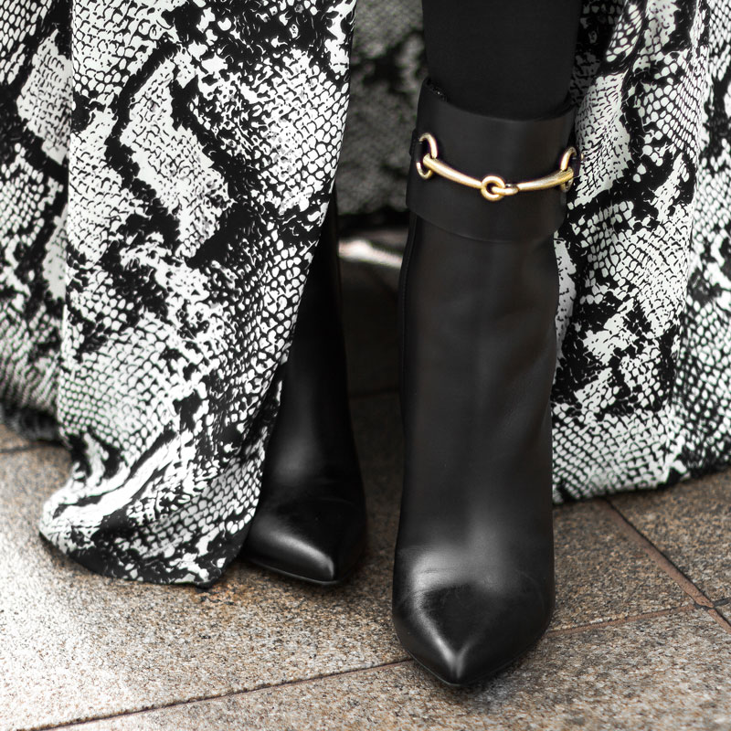 Gucci-black-leather-Ursula-horsebit-booties