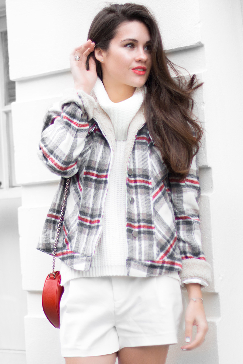 Style Tips On How To Wear a Plaid Jacket