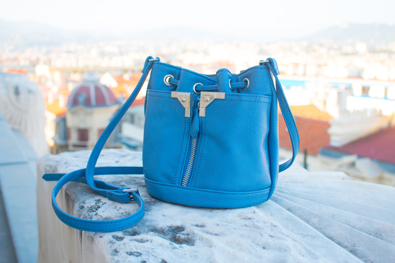 Danielle Nicole Alexa Faux-Leather Bucket Bag