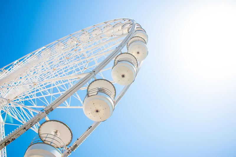 Ferris Wheel Marseille France