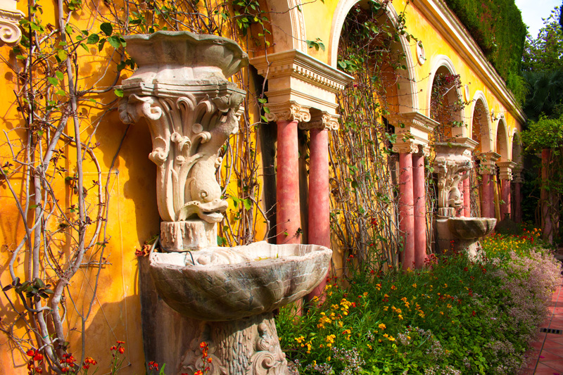 Villa Ephrussi de Rothschild Nice France