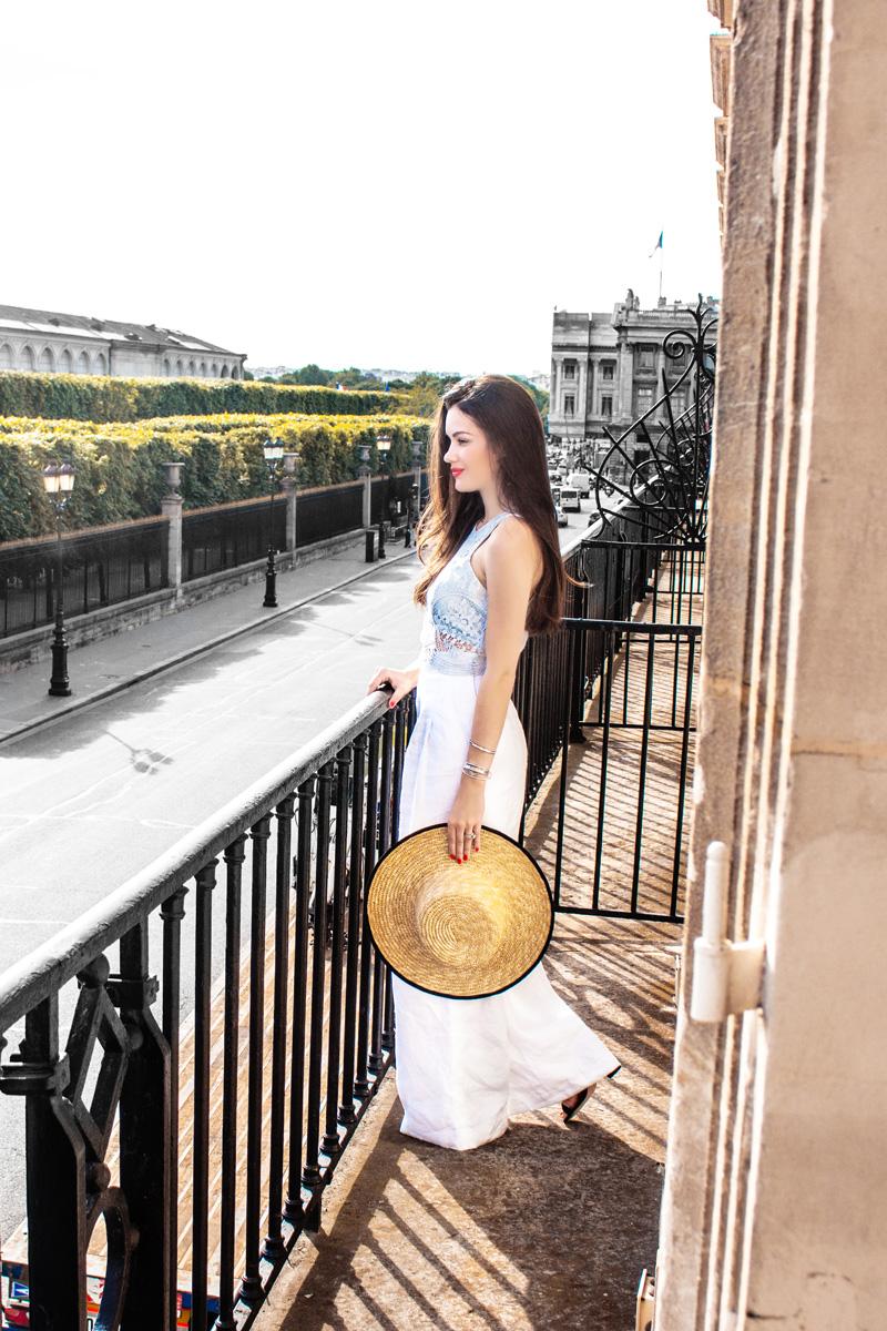 Paris Balcony France The Westin Paris - Vendome