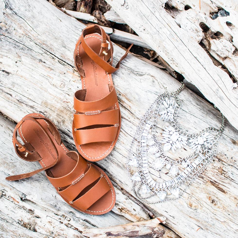 Tommy Bahama Petrinna Ankle Strap Sandal Orcas Island San Juan Islands Fashion Blogger