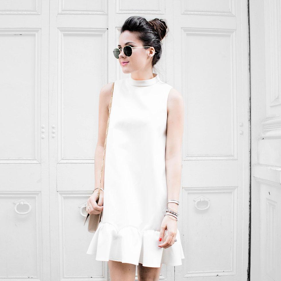 Rachel Zoe Clamencia Sleeveless A Line Dress