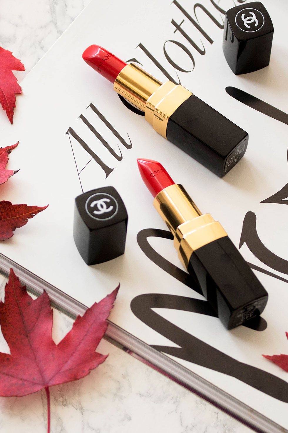 CHANEL ROUGE COCO Ultra Hydrating Lip Colour Red Lipstick