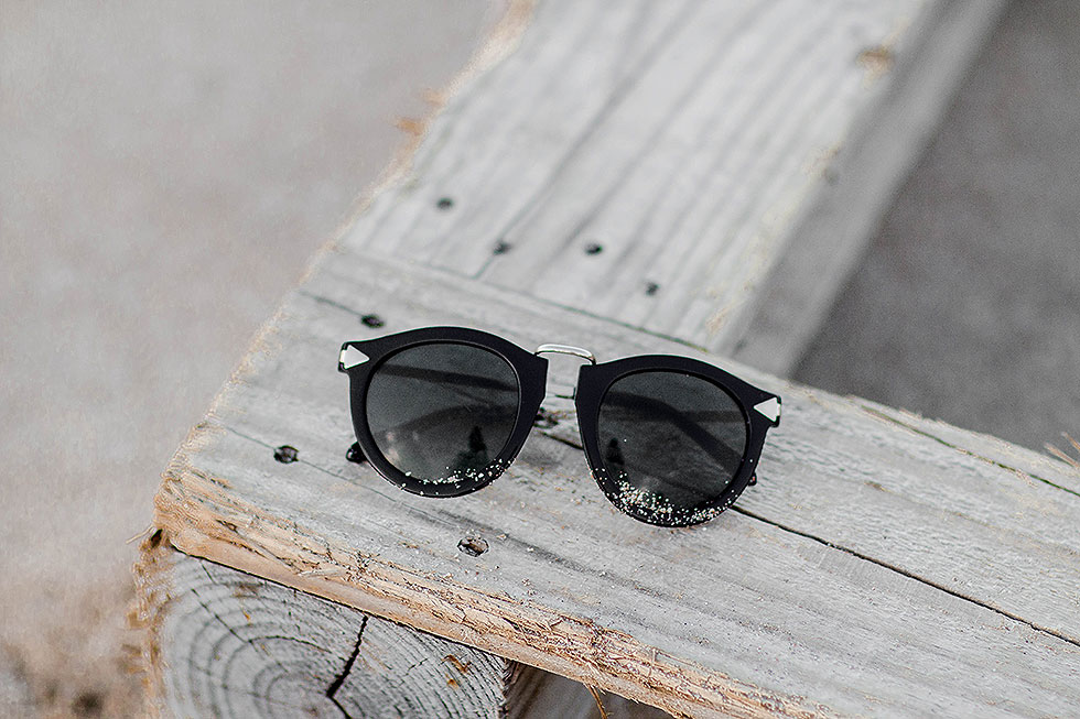 Karen Walker Harvest Superstars Round-Frame Acetate Sunglasses