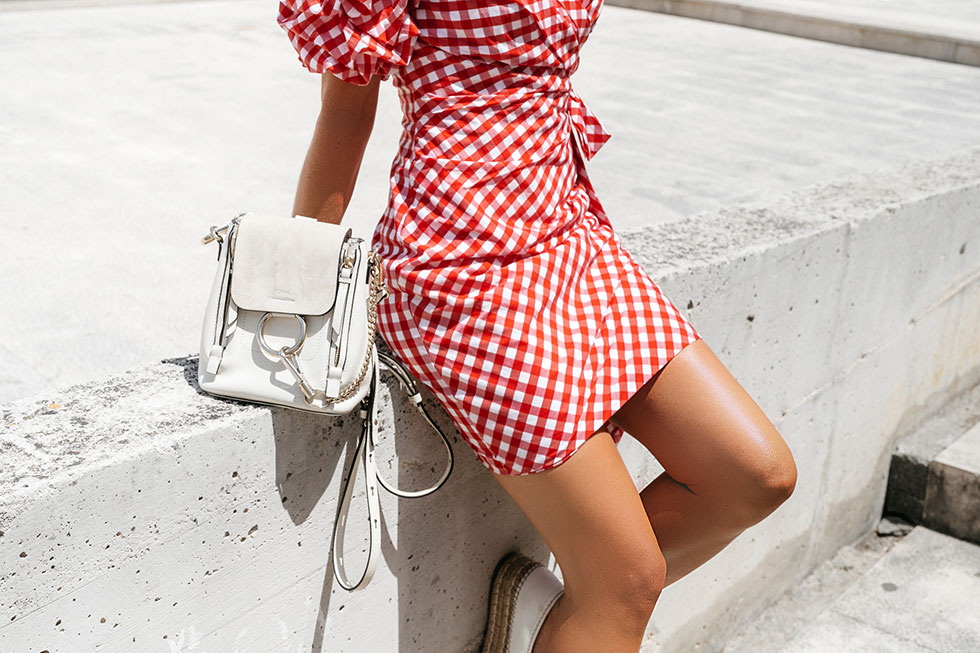 FAME-AND-PARTNERS-Gingham-Wrap-Dress-Chloe-Faye-Leather-Suede-Mini-Backpack2.jpg