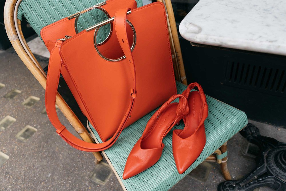 red tote, red heels, french cafe, lunch4.jpg