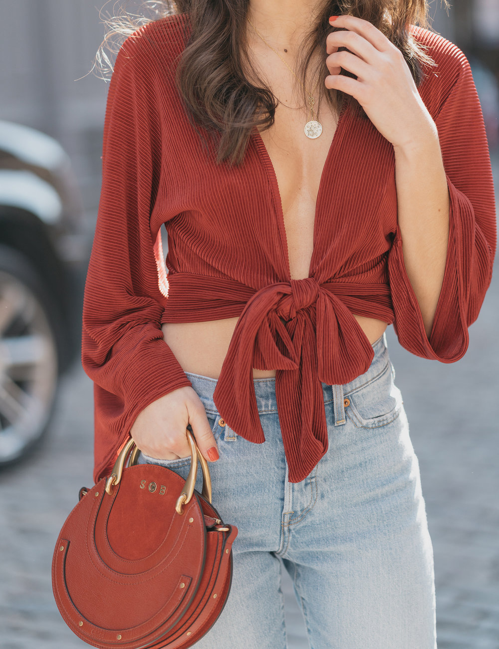 Red-Kimono-Tie-Front-Top-Ruby-Chloe-Pixie-Leather-Crossbody-Bag-8.jpg