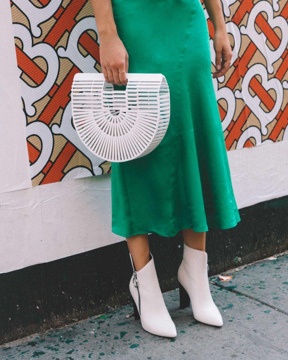 & Other Stories Green Midi Slip Dress3.jpg