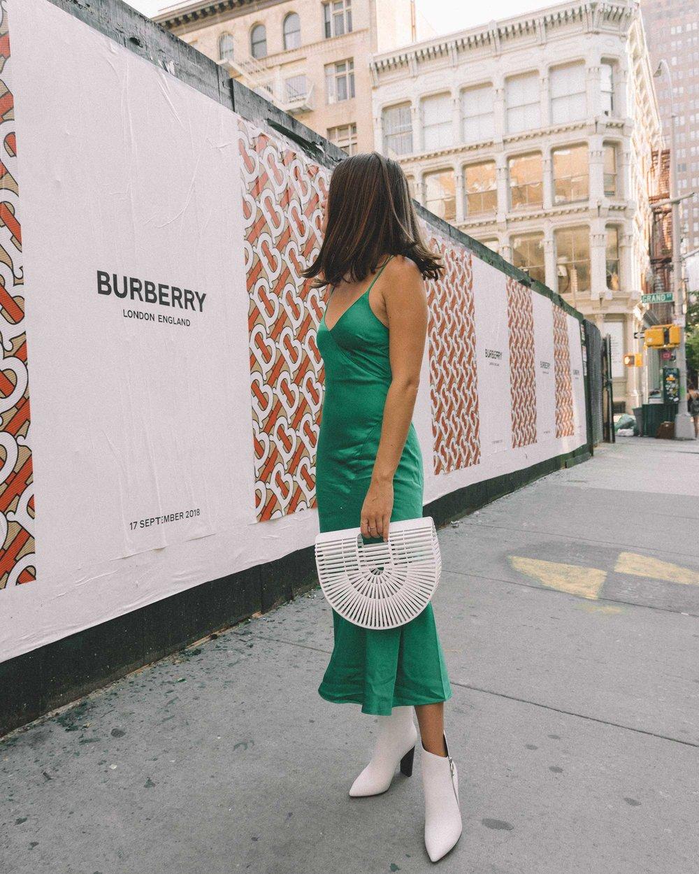& Other Stories Green Midi Slip Dress4.jpg