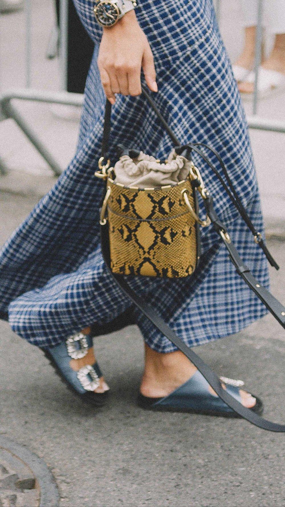 12 Best Chloe bags of Fashion Week -  CHLOe Roy mini leather bucket bag and Chloe Small Tess Leather Shoulder Bag4.jpg