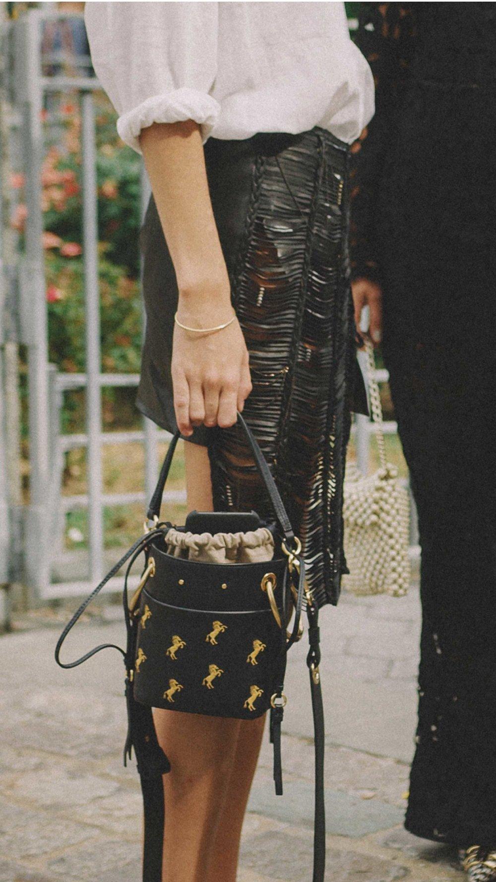 12 Best Chloe bags of Fashion Week -  CHLOe Roy mini leather bucket bag and Chloe Small Tess Leather Shoulder Bag9.jpg
