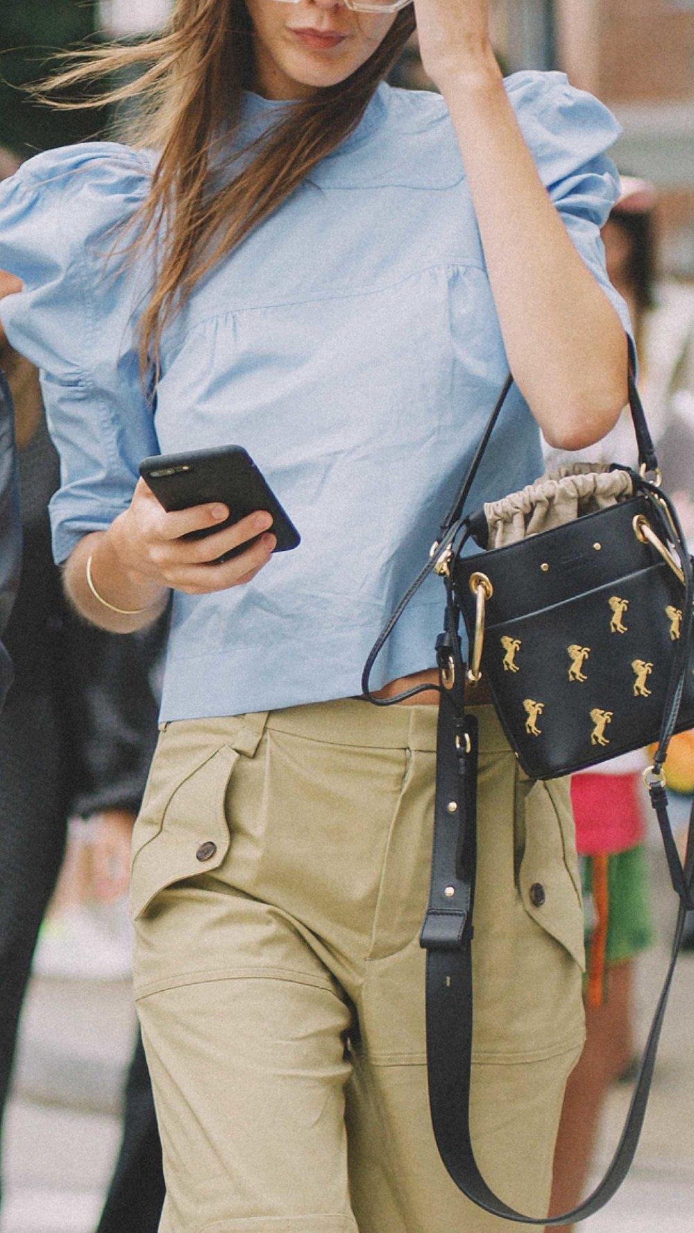 12 Best Chloe bags of Fashion Week -  CHLOe Roy mini leather bucket bag and Chloe Small Tess Leather Shoulder Bag12.jpg