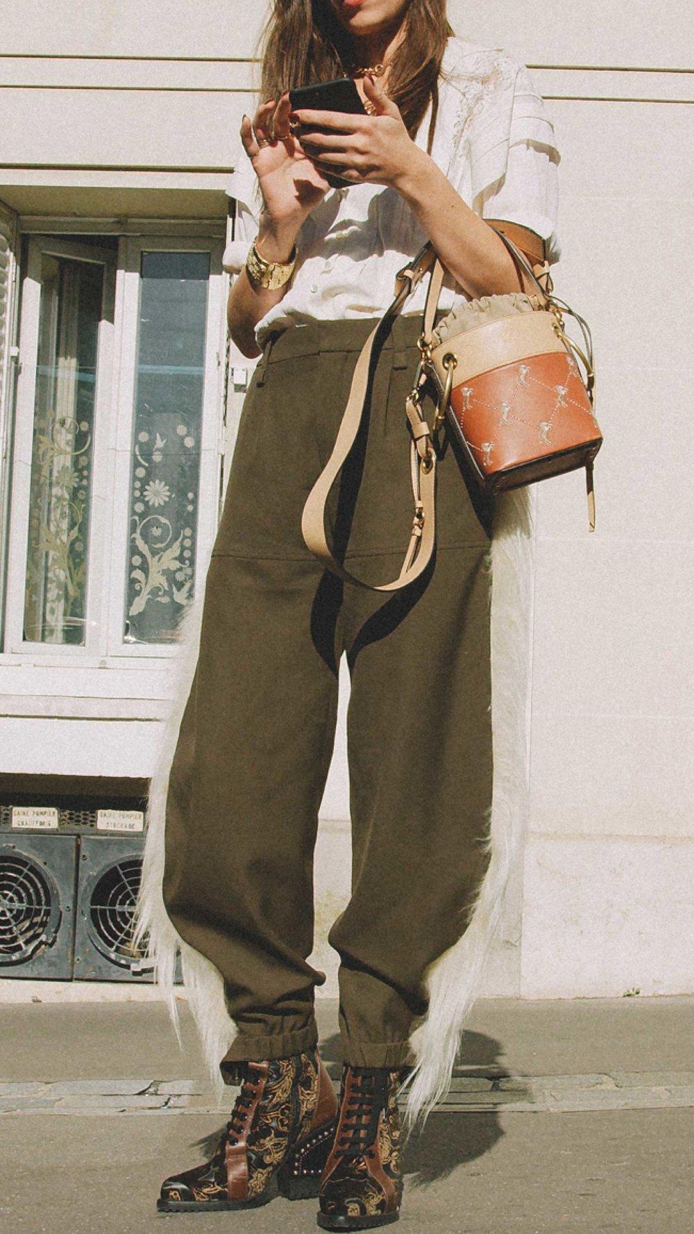 12 Best Chloe bags of Fashion Week -  CHLOe Roy mini leather bucket bag and Chloe Small Tess Leather Shoulder Bag15.jpg