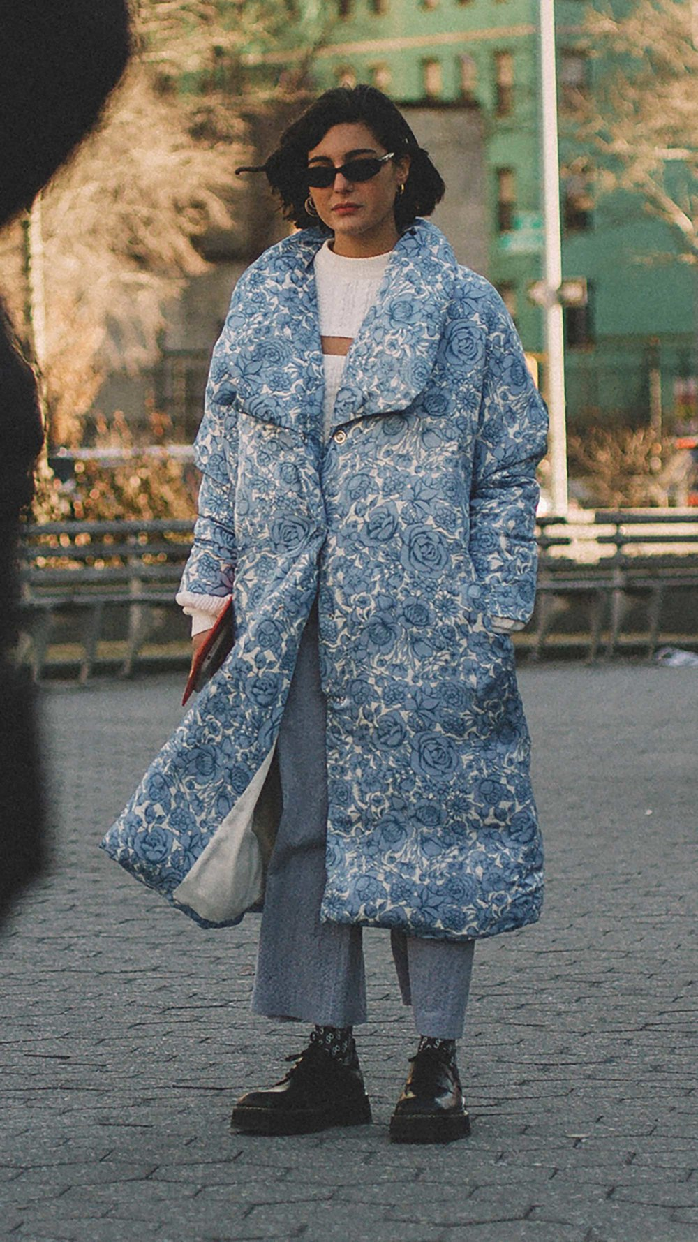 Best outfits of New York Fashion Week street style day three NYFW FW19 - 2.jpg