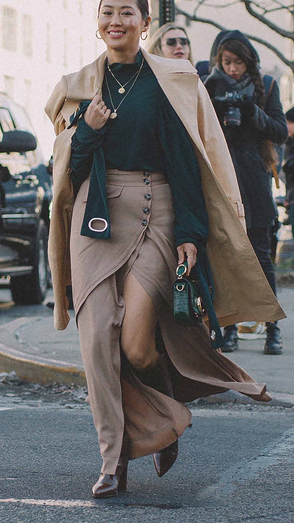 Best outfits of New York Fashion Week street style day three NYFW FW19 - 11.jpg