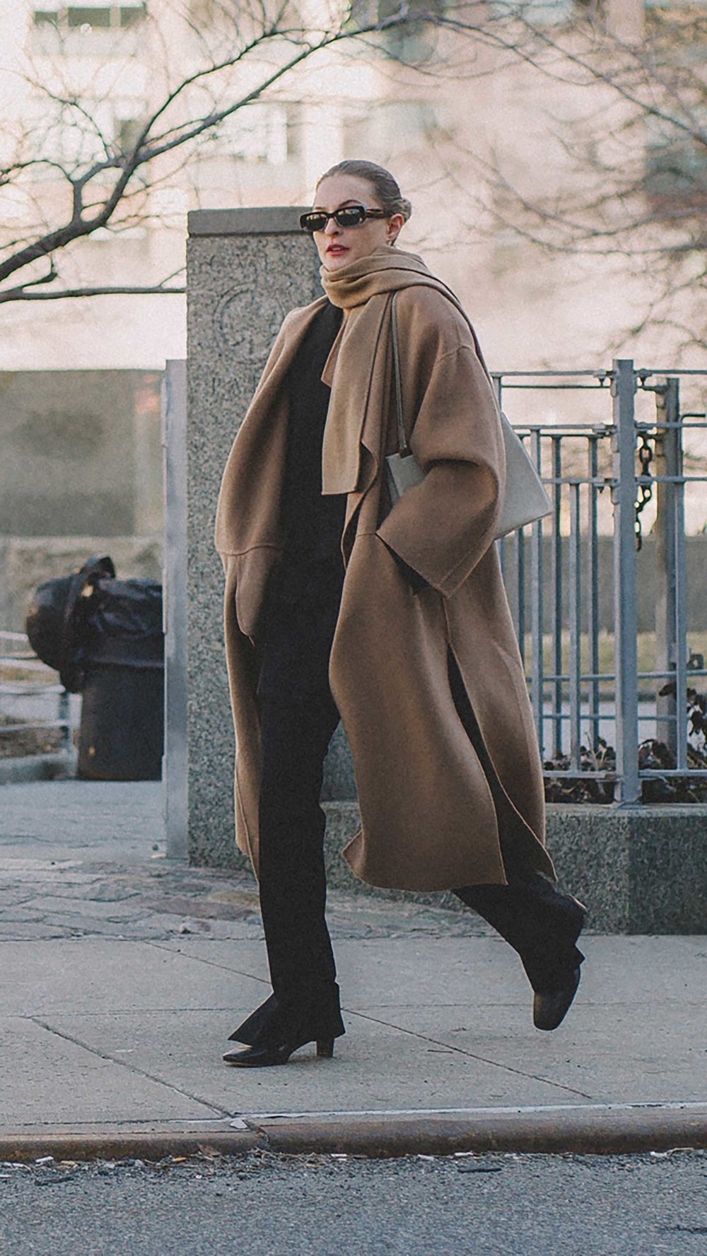 Best outfits of New York Fashion Week street style day three NYFW FW19 - 30.jpg