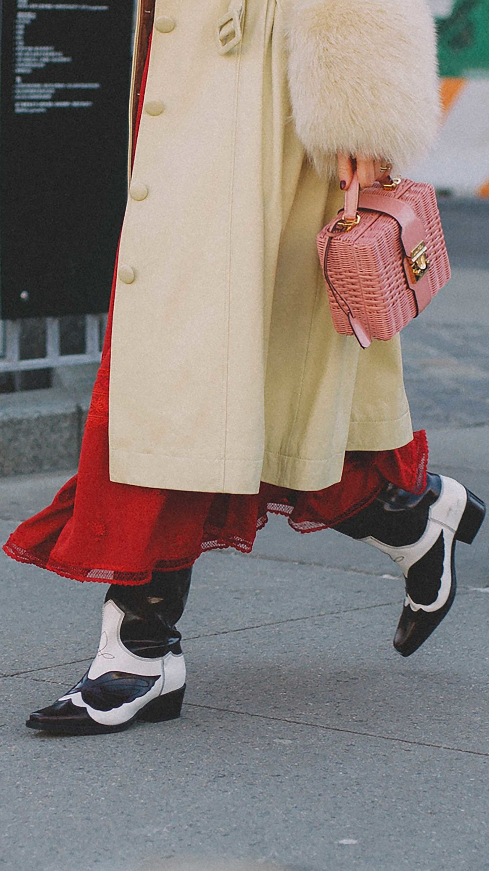 Best outfits of New York Fashion Week street style day three NYFW FW19 - 50.jpg