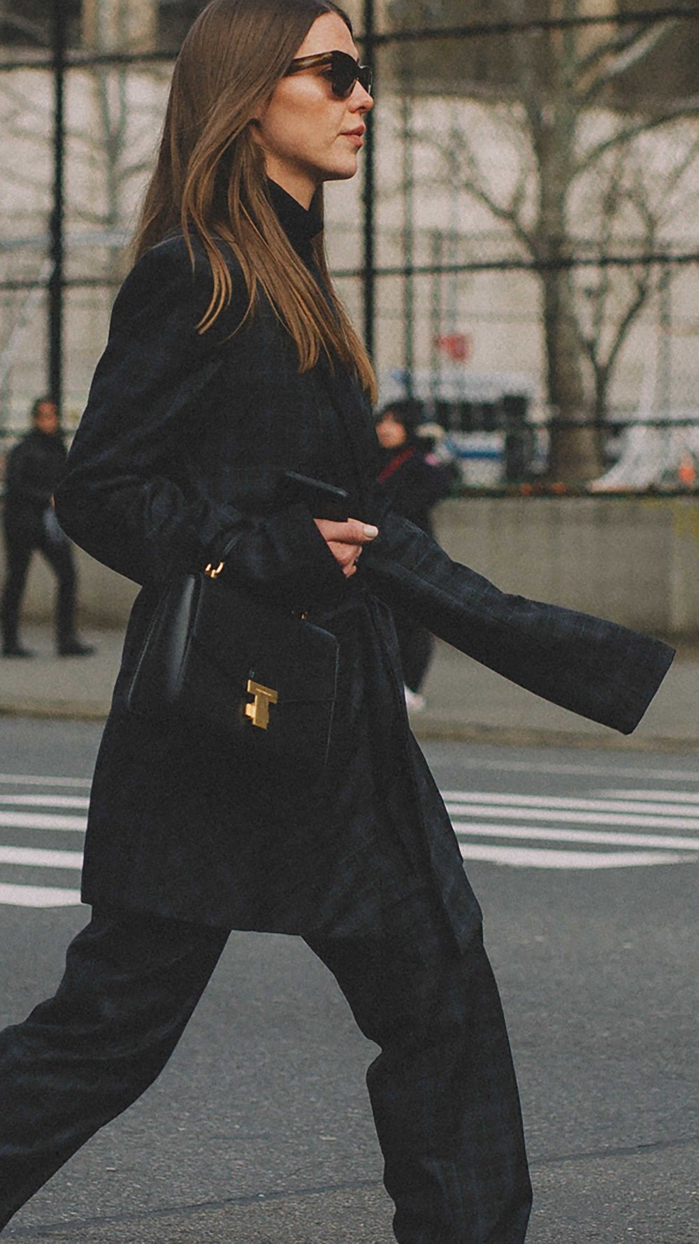 Best outfits of New York Fashion Week street style day four NYFW FW19 - 78.jpg