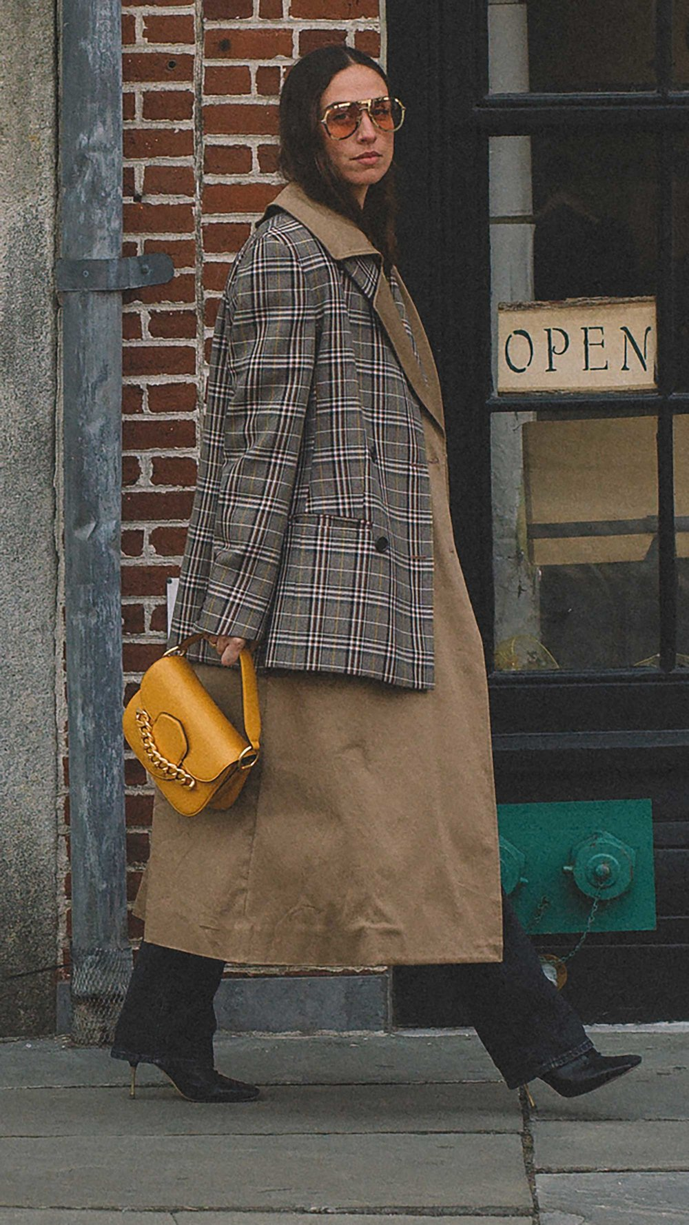 Best outfits of New York Fashion Week street style day four NYFW FW19 - 48.jpg