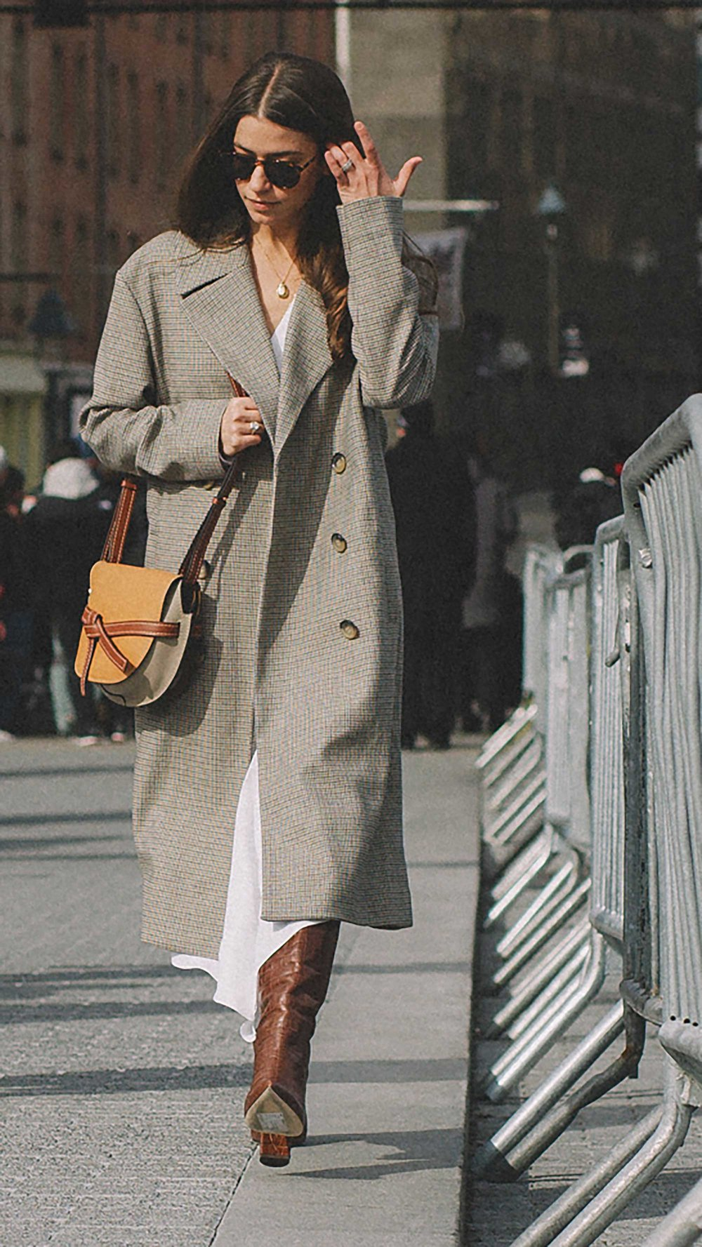 Best outfits of New York Fashion Week street style day four NYFW FW19 - 30.jpg