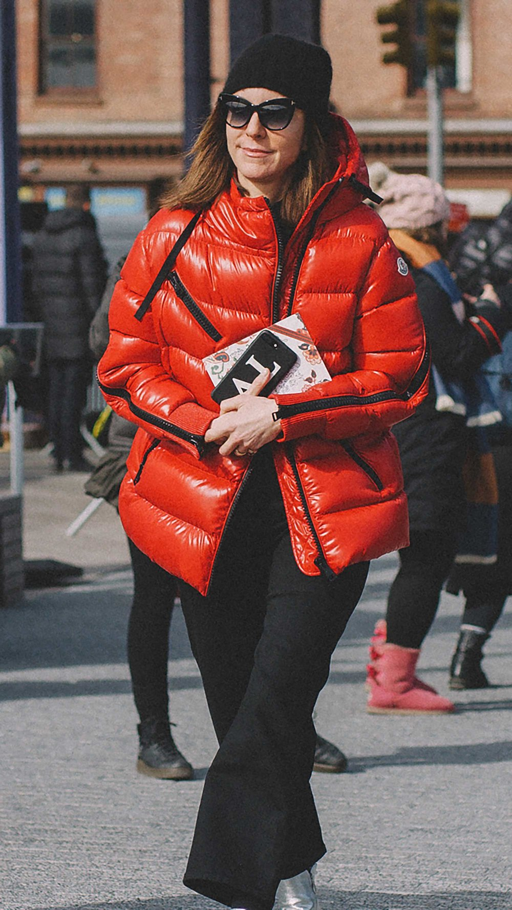 Best outfits of New York Fashion Week street style day four NYFW FW19 - 9.jpg