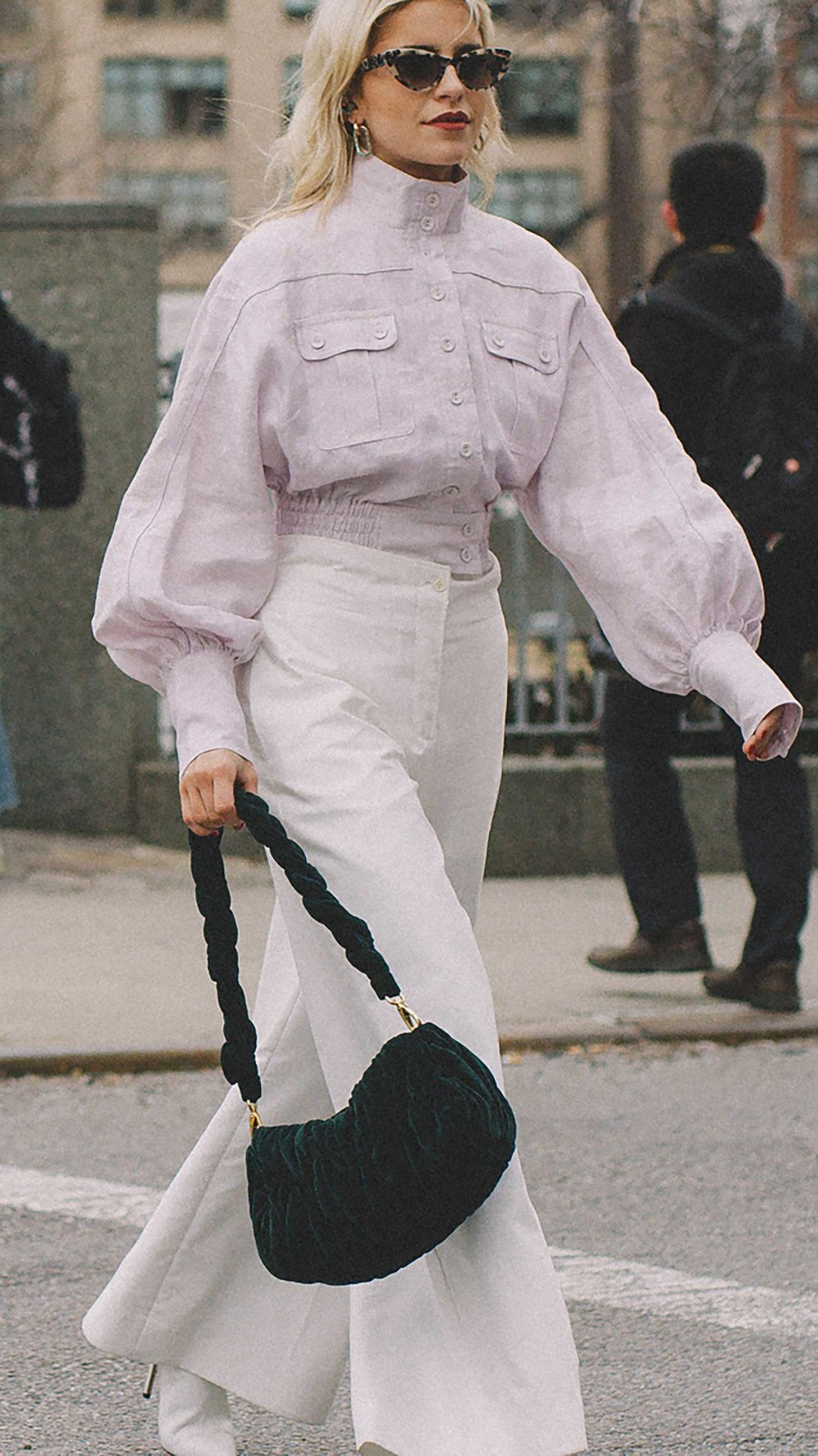 Best outfits of New York Fashion Week street style day five NYFW FW1957.jpg