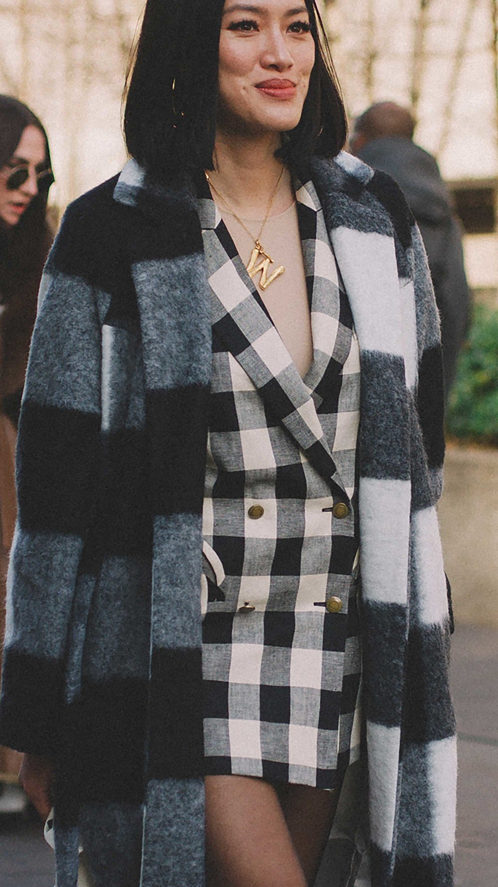 Best outfits of London Fashion Week street style day two LFW FW1967.jpg