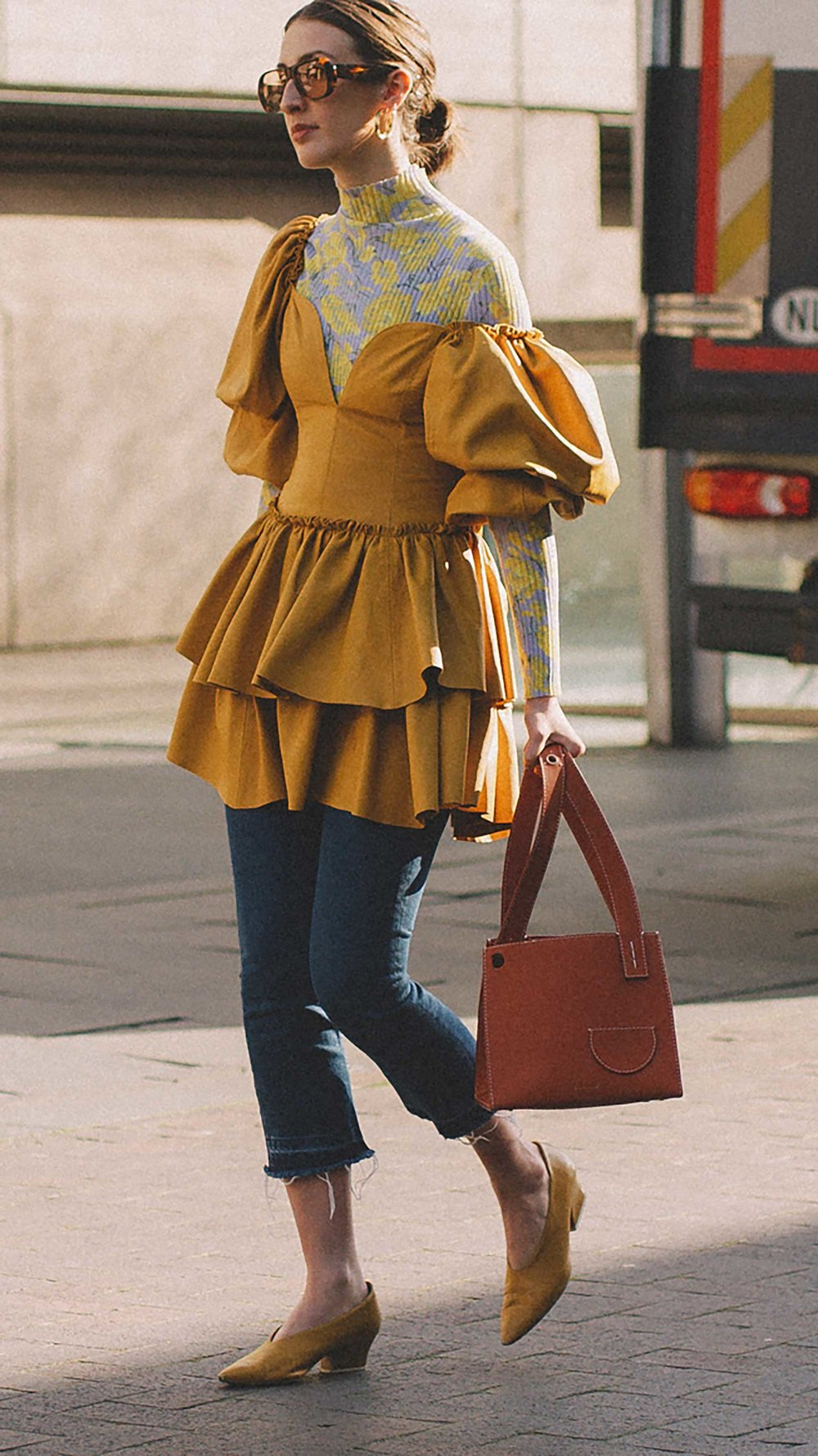 Best outfits of London Fashion Week street style day two LFW FW1954.jpg