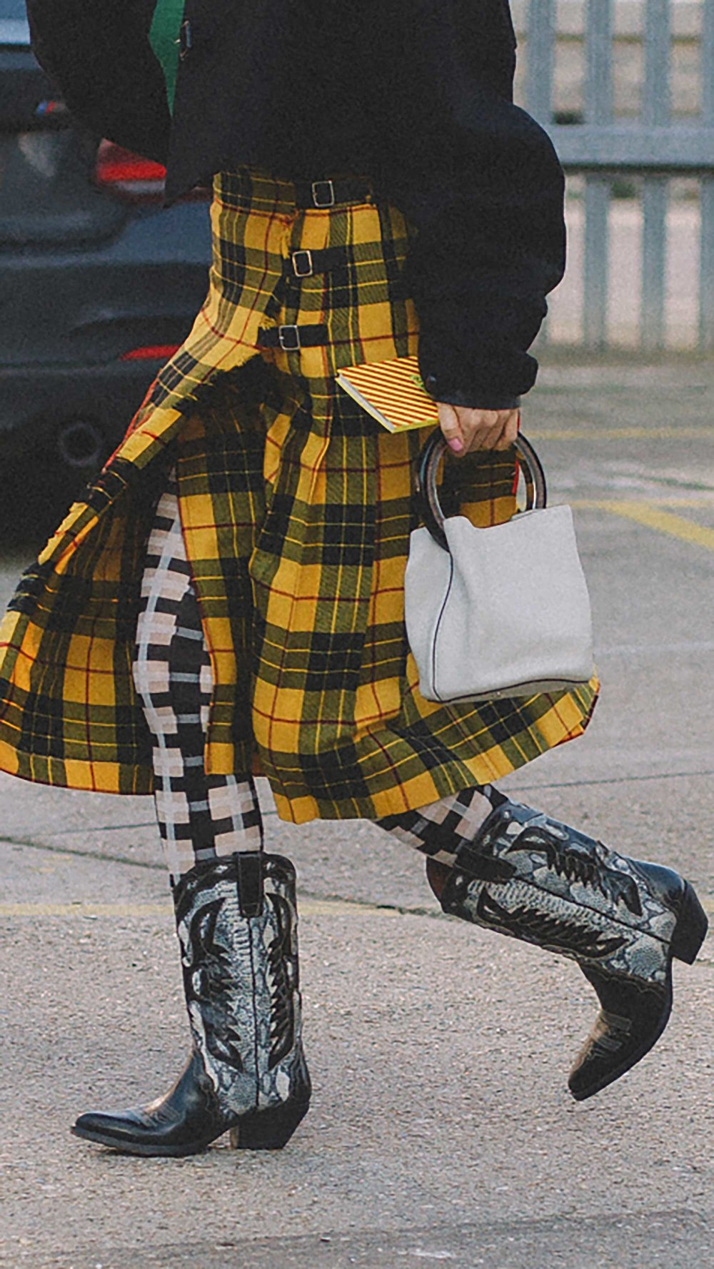 Best outfits of London Fashion Week street style day two LFW FW1946.jpg