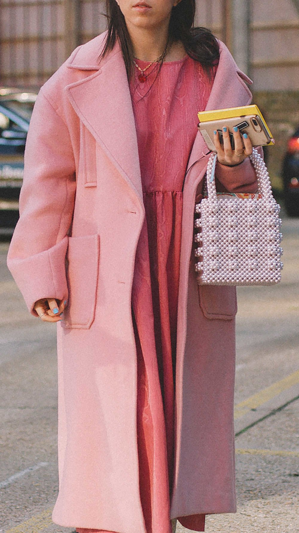 Best outfits of London Fashion Week street style day two LFW FW1927.jpg