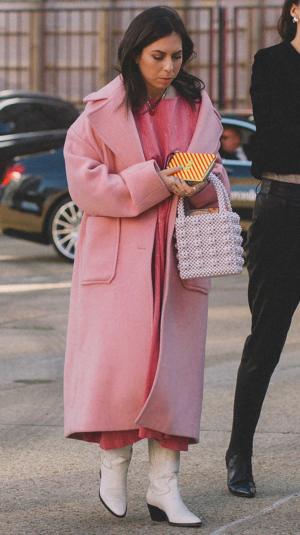 Best outfits of London Fashion Week street style day two LFW FW1926.jpg
