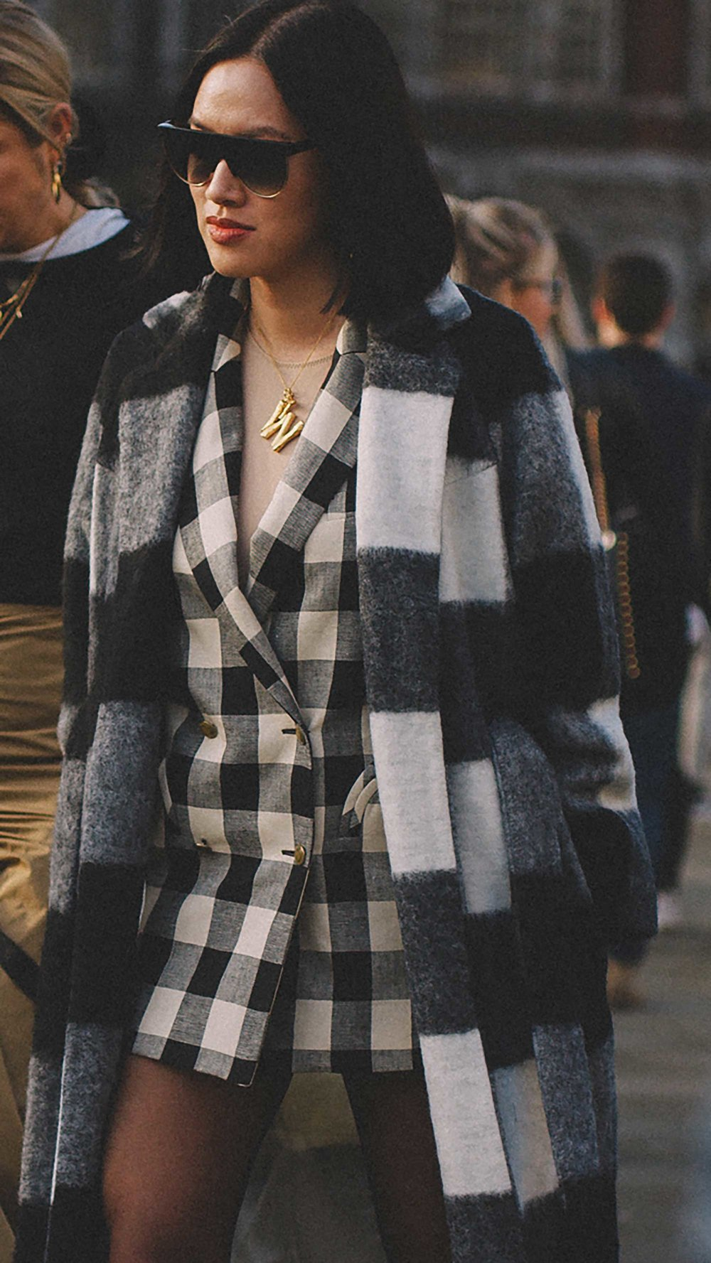 Best outfits of London Fashion Week street style day two LFW FW198.jpg