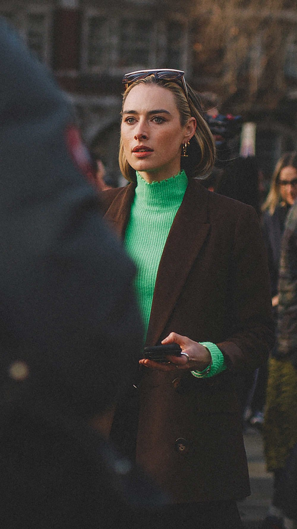 Best outfits of London Fashion Week street style day two LFW FW195.jpg