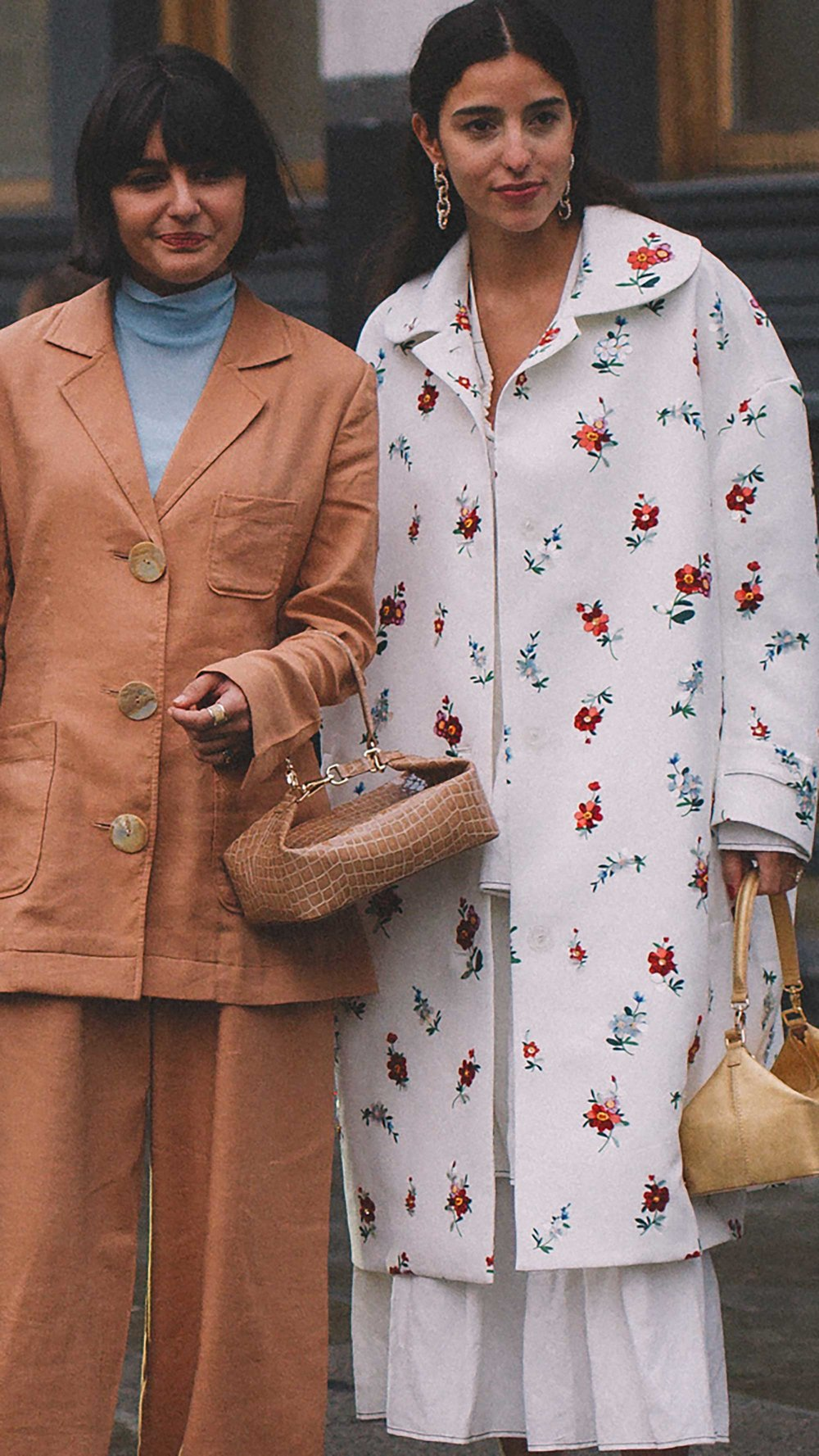 Best outfits of London Fashion Week street style day three LFW FW19 72.jpg