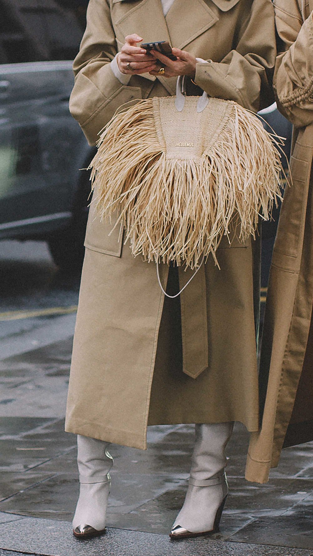 Best outfits of London Fashion Week street style day three LFW FW19 56.jpg