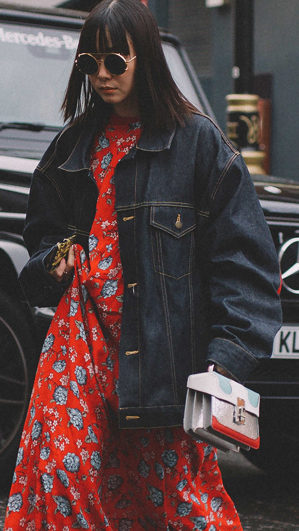 Best outfits of London Fashion Week street style day three LFW FW19 50.jpg