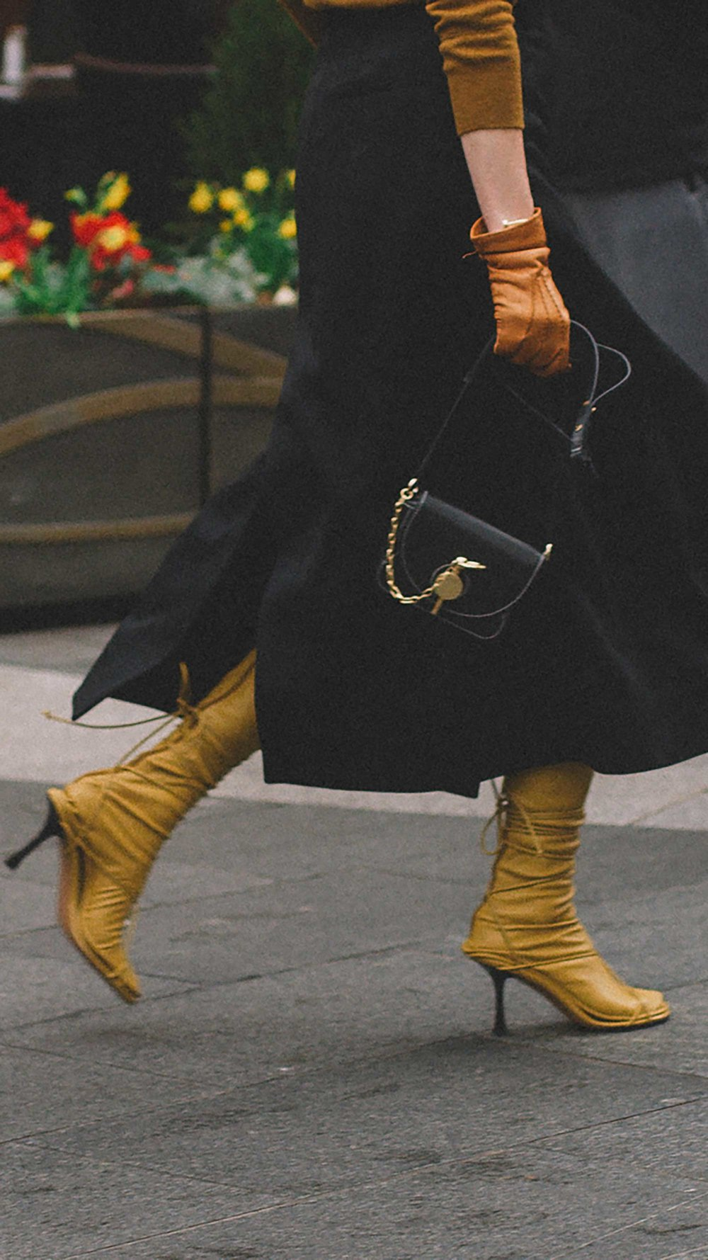 Best outfits of London Fashion Week street style day three LFW FW19 35.jpg